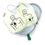 PAD-pak Heartsine, batteri + elektroder, voksen