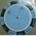 Graviditetshjul med logo
