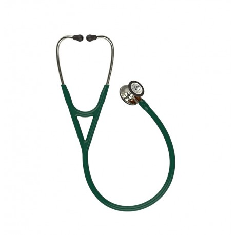 Littmann, Cardiology IV - sort/sort, Rød studs