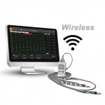 SE-1515 trådløs PC-EKG DX12, EDAN