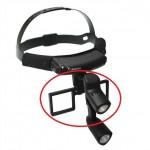 Lupbrille x3.5 til Eyescope pandelampe