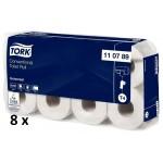 Tork toiletpapir, 2-lags, hvid, 64-ruller