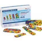 Børneplaster sortiment, 50 stk.